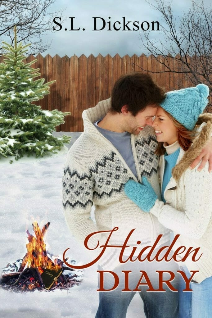 Book Cover: Hidden Diary