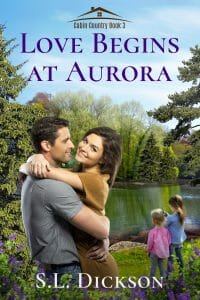 Book Cover: Love Begins at Aurora
