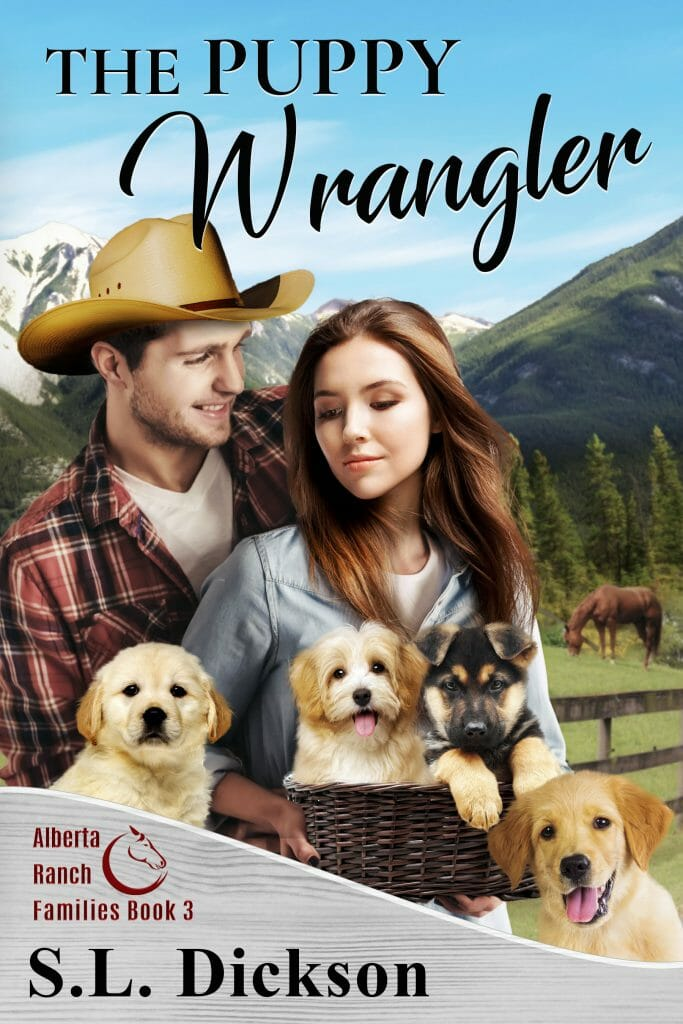 Book Cover: The Puppy Wranger